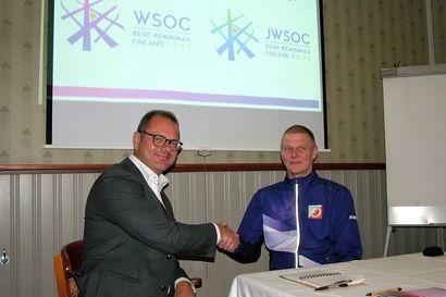 Hiihtosuunnistuksen MM-2022 järjestetään uudella ohjelmalla
