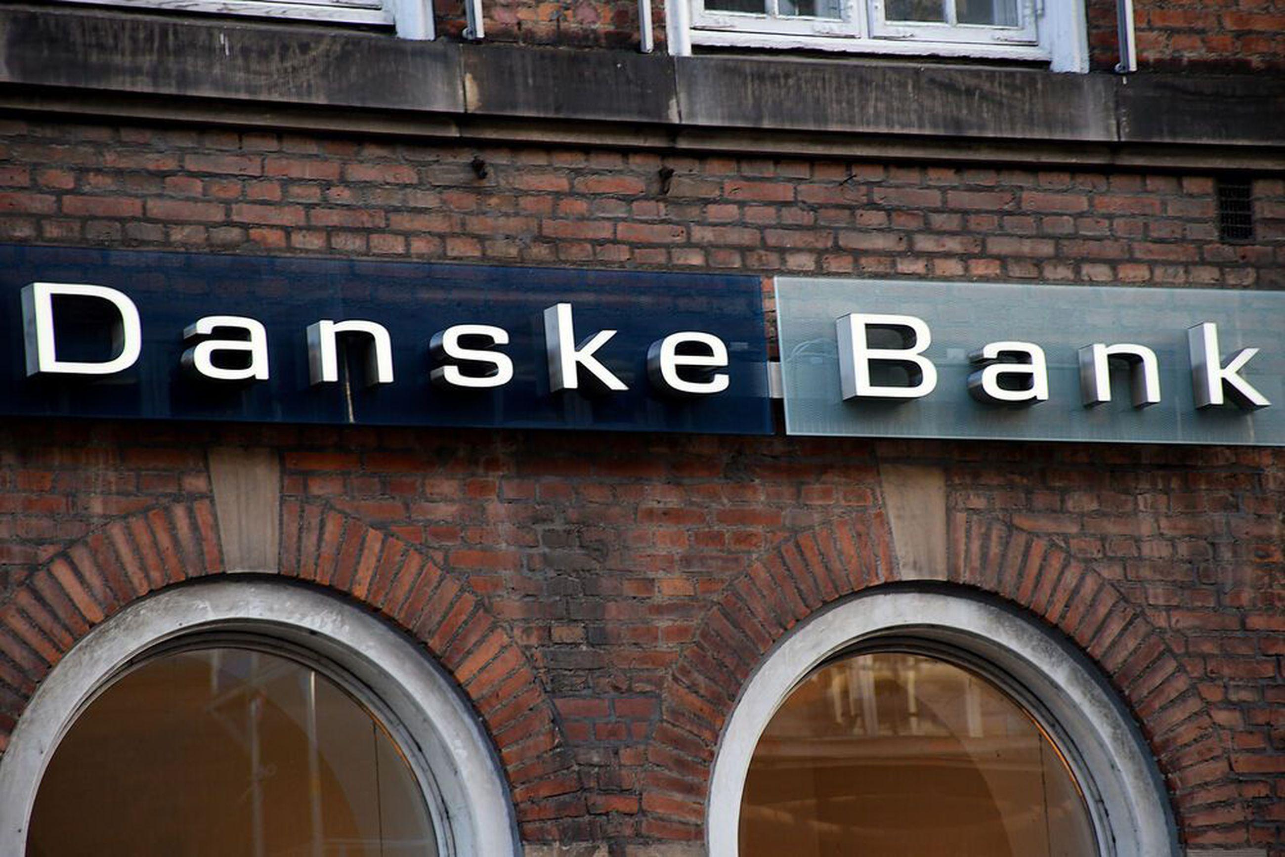 Kirjaudu Danske Bank