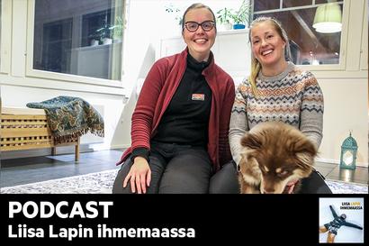 16. Liisa Lapin ihmemaassa: Pilvi Mikkonen, 33, Levi: Etelä-Suomessa asuessa tunsin aina kaipuuta Lappiin