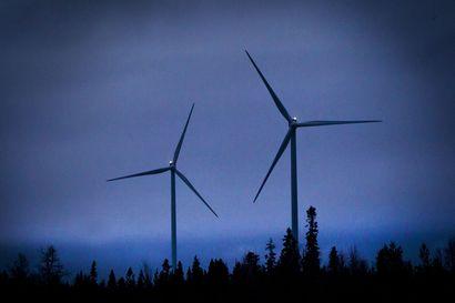 Kemijärven ensimmäinen tuulivoimayleiskaava päätökseen