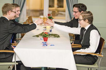 Nuorten itsenäisyysjuhla Oulussa