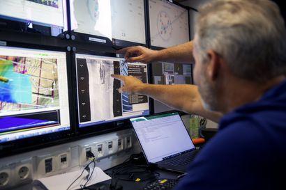 Itsenäinen tutkimusryhmä joutui keskeyttämään työnsä autolautta Estonian uppoamispaikalla – Postimees: alueella liikkuu kiinnostava venäläisalus