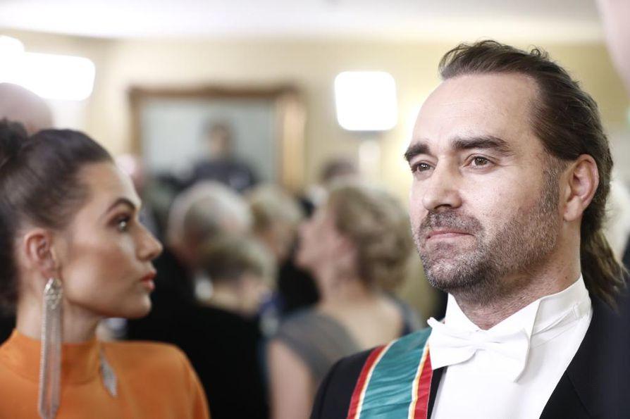 Mikko Paasi yllättyi kutsusta Linnan juhliin.