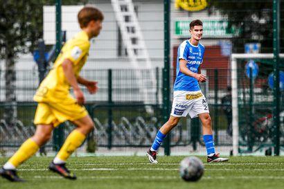 Rovaniemi Football Academy haki tärkeän vieraspisteen Jyväskylästä