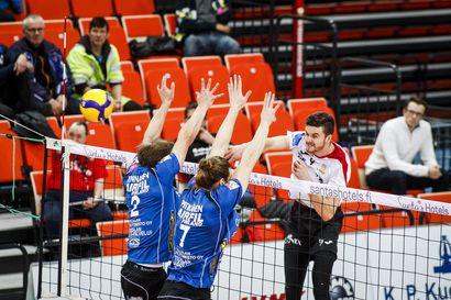 Team Lakkapään solmu ei auennut – Akaa-Volley rallatteli vierasvoittoon suoraan kolmessa erässä