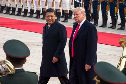 Kiina toivoo Yhdysvaltojen muuttavan asennettaan – liennytystä tuskin tiedossa