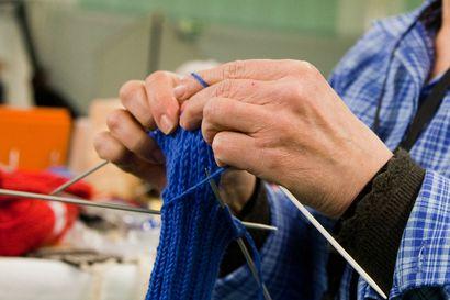 Asunnottomille kerätään villasukkia ja lapasia Torniossa