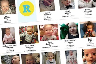 Uuden Rovaniemen vauvaliite täyttää kymmenen vuotta – helmikuussa esitellään vuoden 2020 vauvat