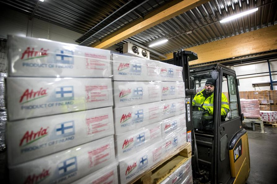 Sianlihakontit ovat matkanneet tähän saakka laivalla Kiinaan. Nyt etsitään mahdollisuutta Kiinan vientiin myös junalla.
