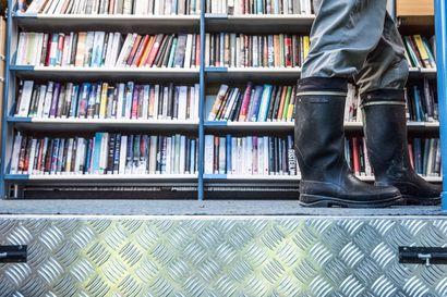 Rovaniemi aikoo korvata kaksi kirjastoautoa yhdellä – kulut putoaisivat yli 20000 euroa