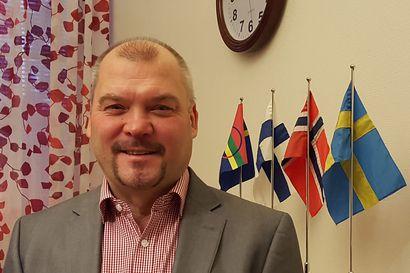 Leif Lahti jatkaa Koulutus Nordin johtajana seuraavat kaksi vuotta