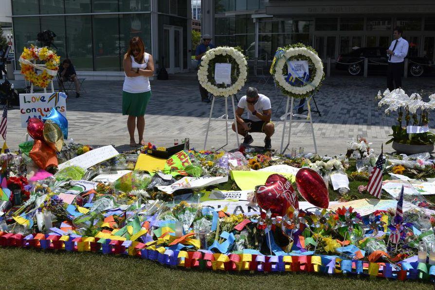 Orlando poliisi raportit