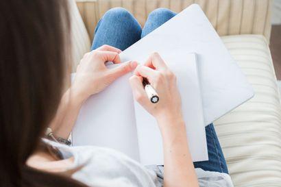 Kirjoita kirje äidille ja voita 100 euron ravintolalahjakortti
