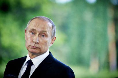 Lukijalta: Putin rauhantekijänä