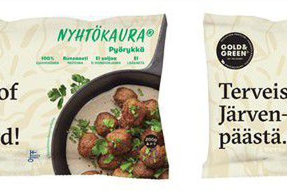 Nyhtökaurapyöryköistä löytyi listeriaa, Gold&Green Foods vetää varotoimena takaisin kaikki heinäkuussa valmistetut tuotteet