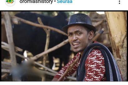 Etiopialainen suosikkilaulaja haudattiin mittavien turvajärjestelyjen saattelemana