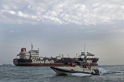 Iran aikeissa vapauttaa kaappaamansa tankkerin lähitunteina, sanoo laivan ruotsalainen omistaja SVT:lle – Alus ollut kaapattuna yli kaksi kuukautta