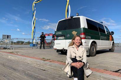 """""""Iloinen uutinen, joka helpottaa arkea"""" – Ruotsin rajalla uskotaan Suomen päätöksen palauttavan elämän normaaliin"""