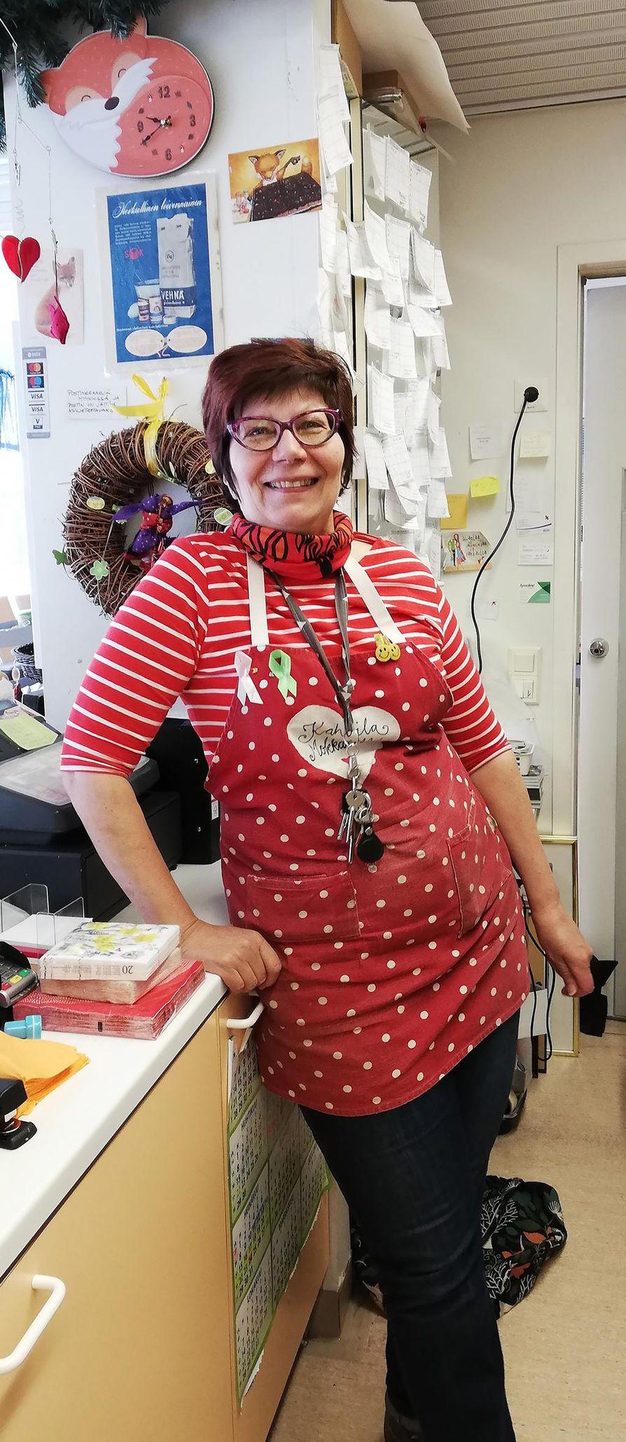 Kahvilayrittäjä Ritu Laaksoniemi  avaa uuden Mokkaketun  kesäkuun puolessa välissä.  Uudesta kahvilasta tulee kodikas ja vintage-henkinen kohtaamispaikka, jossa voi nauttia päivä- kahvit, vaikka valokuvaaja Meeri Koutaniemen isoisoäidin vanhan ruokapöydän ympärillä.