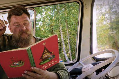 Mika Siirilä, 47, perusti yrityksen vaikka ei osaa lukea