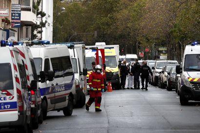 Puukotuksia Ranskassa Charlie Hebdon entisen toimituksen lähellä – kaksi toimittajaa loukkaantunut, kaksi epäiltyä otettu kiinni