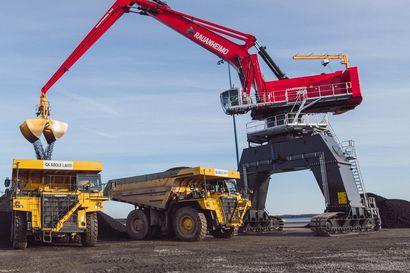 Nosturipalveluyhtiöltä kahdeksan miljoonan euron investoinnit Tornion satamaan
