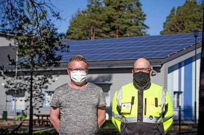 Aurinkosähkö tuo Raahelle vuosittain tuhansien euron säästöt, mutta se on myös imagoteko Raahen kaupungille, tekninen johtaja uskoo