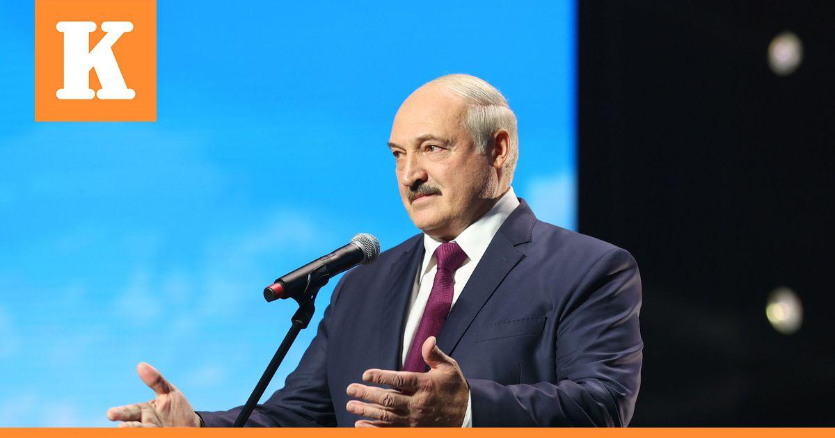 Lukashenko piti salaiset virkaanastujaiset ilman ennakkoilmoituksia  tuhannet...
