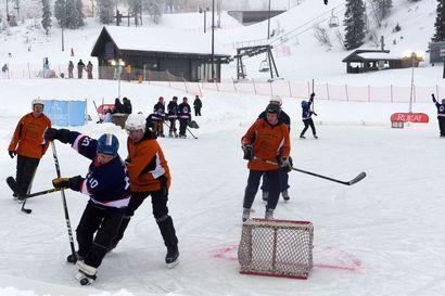Paukkupakkanen ei ehkä yllä pipolätkäilijöihin – tänään alkaneen turnauksen joukkuepaikat loppuunmyytiin ennen joulua