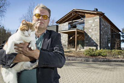 Kauppalehti: Miljonääri Veikko Lesonen suunnittelee 15 miljoonan luksushotellia Inarijärvelle – hotellin lisäksi rantaan rakennetaan pieni kylpylä