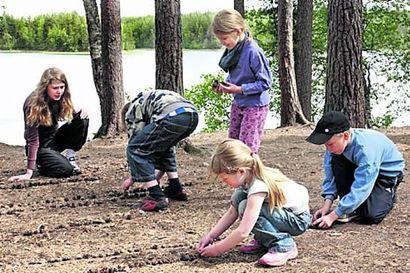 Geopark-verkosto on mielenkiintoinen tapa koululaisille päästä tutustumaan uusiin kulttuureihin.