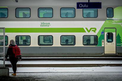 VR ei lisääkään pohjoisen junavuoroja - virheellinen tieto oli hetken yhtiön verkkosivulla