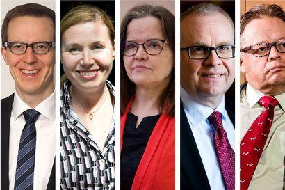 Kaikki ehdokkaat jatkavat hakua valtiovarainministeriön kansliapäällikön virkaan – Vanhanen vaikenee mahdollisista mustista hevosista