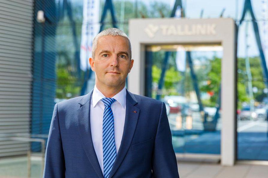 Paavo Nõgene aloitti Tallink-konsernin toimitusjohtajana viime toukokuussa. Aiemmin hän toimi Viron kulttuuriministeriön pääsihteerinä.