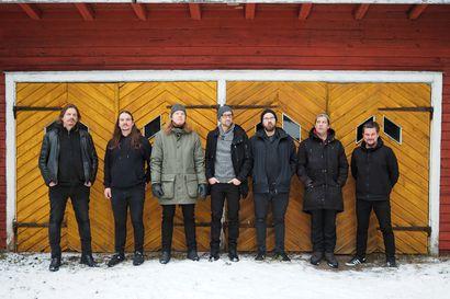 Oululaisen Onségen Ensemblen uutuuslevy äänitettiin huipputuottajan studiossa brittiläisessä kyläpahasessa