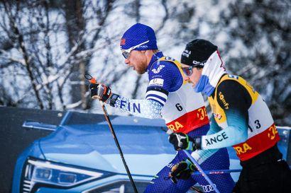 Metsä-Veikkojen Oskari Hökkä seitsemäs Suomen Cupin sprintissä –Huomenna jatketaan viesteillä