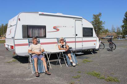 Karavaanarit ovat taas liikkeellä - koronan kurittamien leirintäalueiden tilanne on nyt normalisoitumassa