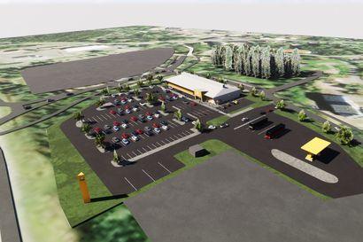 Arina rakentaa uuden liikennemyymälän Pudasjärvelle – työt alkavat vielä tämän vuoden aikana