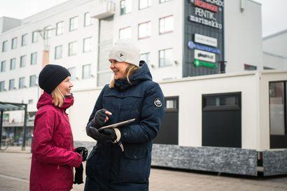 Rovaniemen kaupunkikuvaa muotoillaan yhdessä asukkaiden kanssa