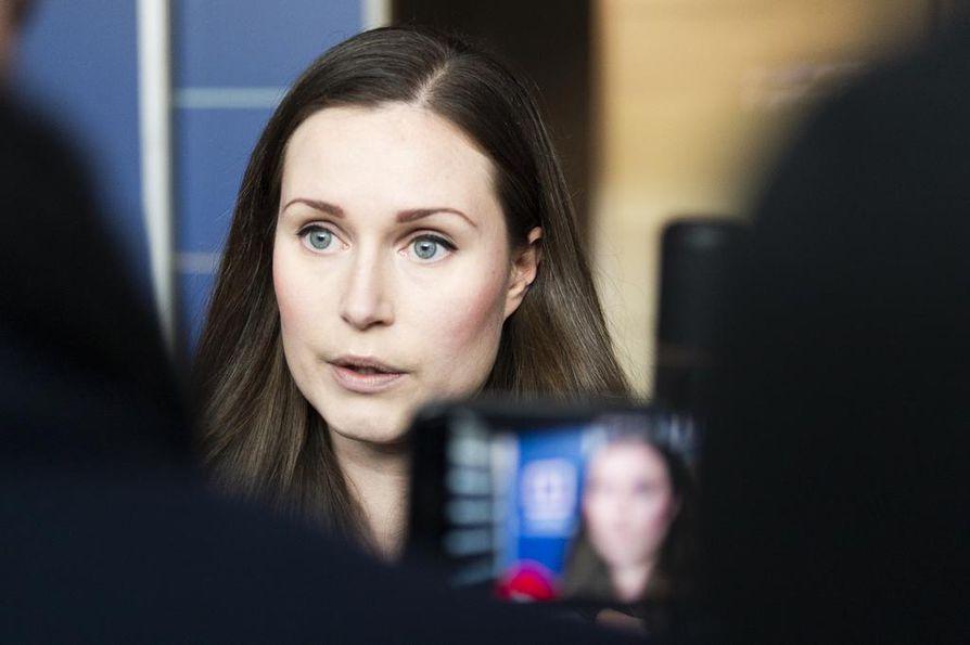 Tamperelaisesta Sanna Marinista (sd.) Suomi saa historiansa kaikkien aikojen nuorimman pääministerin.