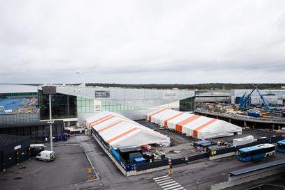 Valtio aikoo pääomittaa Finaviaa 350 miljoonalla – lentomatkustajien määrä romahtanut 90 prosenttia, Helsinki-Vantaan laajennus jatkuu