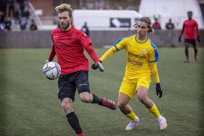 Kaleva Liven jalkapallokausi pistetään perjantaina pakettiin paikallisottelulla – AC Oulun reservijoukkue kohtaa vaihderikkaan kauden kokeneen OTP:n