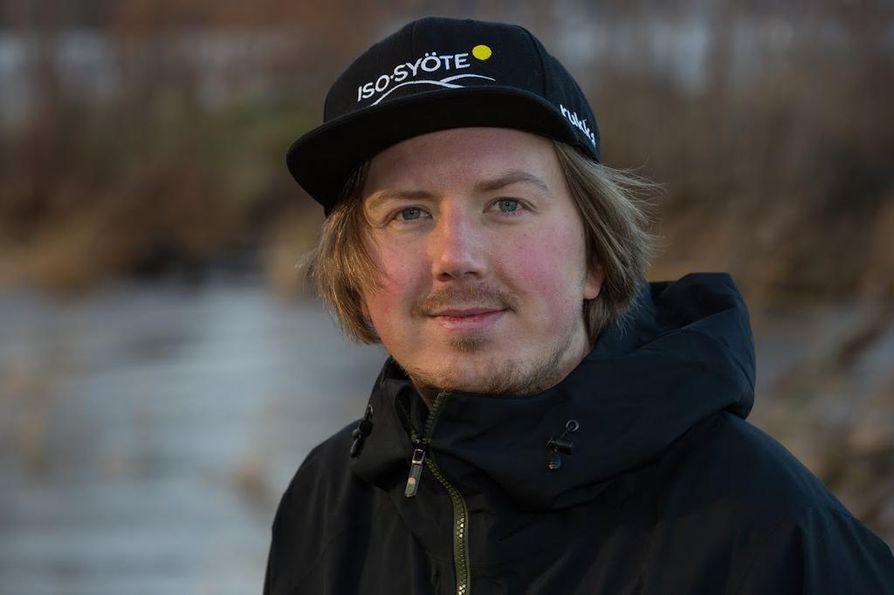 – On mahtavaa, että saamme rinteille kesätoimintaa, Mikko Terentjeff sanoo.