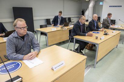 """Toppilan Siilo-talovyyhden toinen syytetty oikeudessa: """"Kaikki hankkeet menivät kuin kankkulan kaivoon"""""""