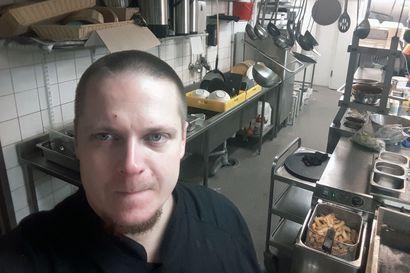 Koronaepidemia lopetti Topi Hiltusen työt ravintolassa – nyt hän tekee ja toimittaa kotiruokaa tilauksesta rovaniemeläisille