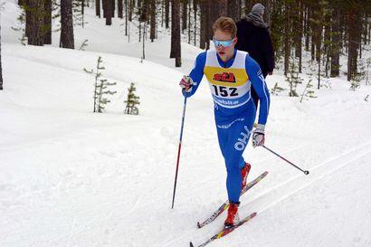 Lauri Mannilan MM-juna etenee aikataulussaan