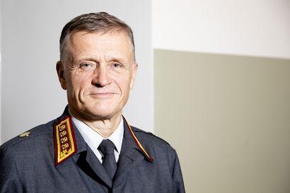 Puolustusvoimien komentajalta erityisviesti henkilöstölle koronasta – Puhuu näkymättömästä vihollisesta ja esittää vertauksen talvisodasta