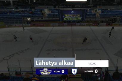 Lapin Kansa Live – RoKi - Hokki 1. erä (1.osa)