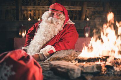 Tänä jouluna Joulupukki käy matkaan virtuaalisesti