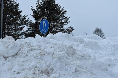 Lumesta voi vielä tulla pohjoisen Suomen matkailuvaltti